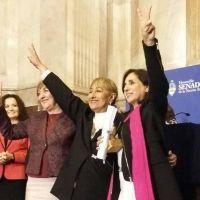 El Senado Nacional distingui� a la profesora formose�a Juana Ver�n