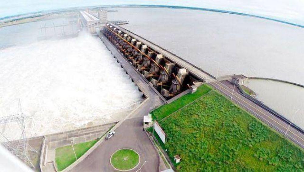 Yacyretá invertirá 80 millones de dólares para preservar capacidad de generación