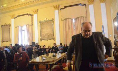 Colombi present� el proyecto de reforma y ahora el peronismo debe expedirse