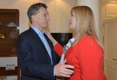 Stolbizer se reunió con Macri por un