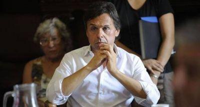 Giuliano insiste con la declaraci�n de la Emergencia en Seguridad