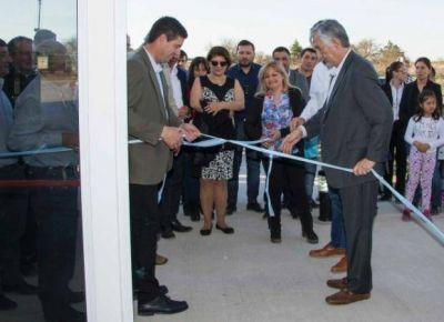 """Buena Esperanza: inauguraron la terminal de ómnibus """"Benigno Rodríguez Jurado"""""""