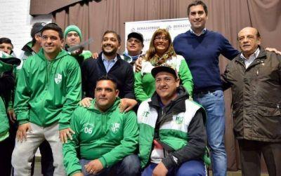 """Mosca: """"Con Mussi compartimos la idea de Vidal de trabajar juntos"""""""