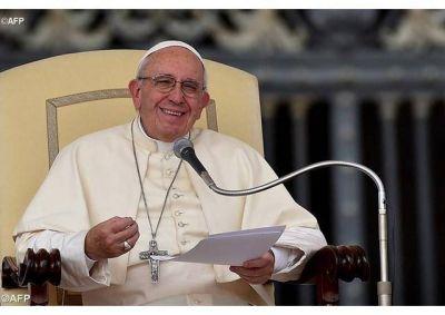 Acudamos sin temor a la misericordia y ternura de Jesús, alentó el Papa a peregrinos del mundo