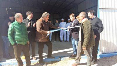 Inauguraron el molino harinero en Mechongu�