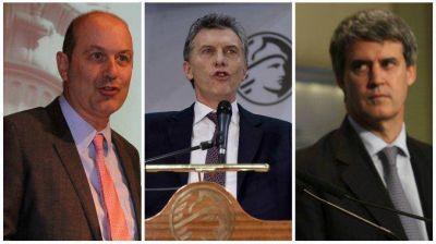 Crisis entre los gur�es econ�micos de Macri por la inflaci�n