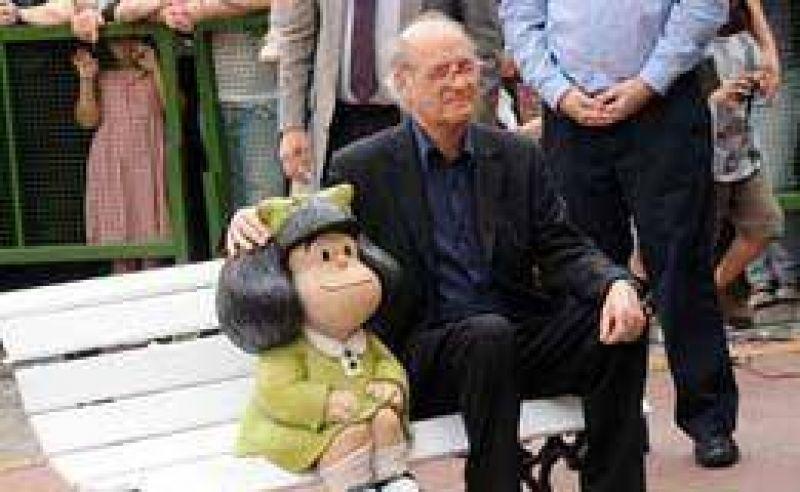 Mafalda ya tiene su estatua en San Telmo