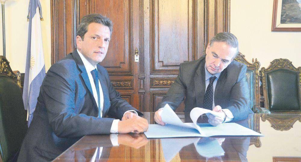 Peronismo post-K blinda el Presupuesto de Macri