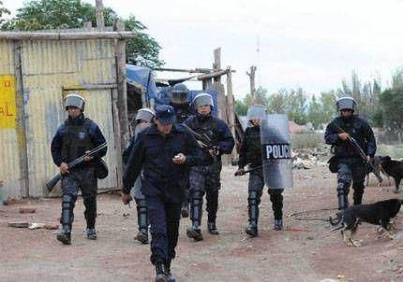 Para Celso Jaque la seguridad provincial dejó de ser una prioridad