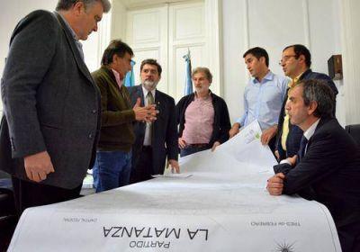 Diputados de distintos bloques analizaron el proyecto para dividir La Matanza