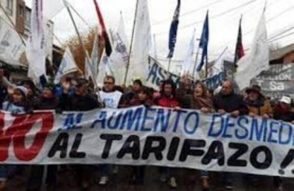 Comienza la Marcha Federal contra tarifazos, despidos y ajuste