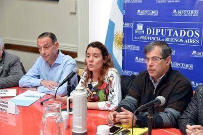"""Arrieta: """"Una ley que regule el uso de agroquímicos en la Provincia no puede ser una ley exprés"""""""