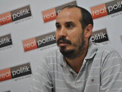 """Crespo y las obras de bacheo: """"La responsabilidad de ABSA es casi completa"""""""