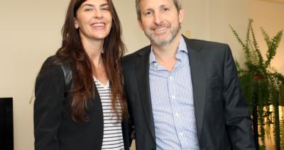 Bettina Romero acompañó al ministro Rogelio Frigerio en la firma de convenios por el Plan Nacional de hábitat