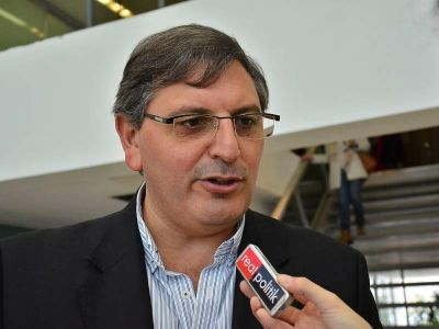 """División de La Matanza: """"La provincia tiene una visión electoralista más que de desarrollo"""", dijo Abarca"""