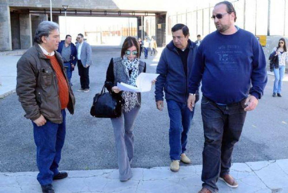Acusaciones entre el Gobierno y el FCS por la situación del Estadio