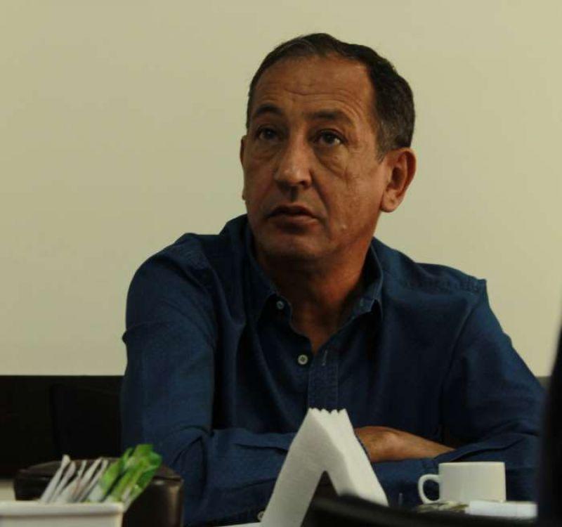 Omar Maturano fue reelecto en La Fraternidad