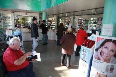 Peligra entrega de medicamentos por PAMI