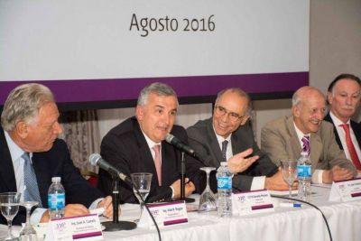 """MORALES: """"LA CÁMARA ARGENTINA DE LA CONSTRUCCIÓN ES UNO DE LOS SECTORES CENTRALES DE LA REACTIVACIÓN"""""""