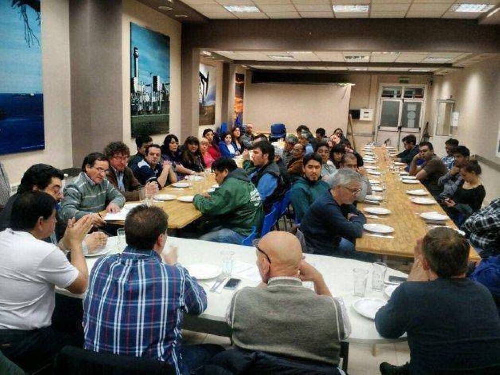 En octubre la CGT votará una lista de unidad para su reunificación en Chubut
