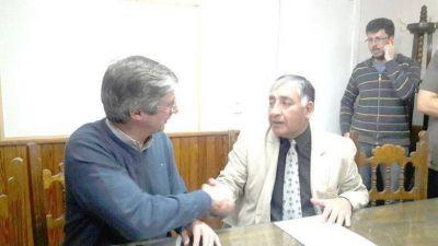 El Intendente Ongarato puso en funciones a Juan Colihueque como Juez Municipal de Faltas