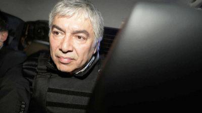 Suiza acept� entregar informaci�n sobre las cuentas de L�zaro B�ez
