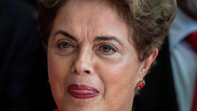 Dilma Rousseff dice que se ha consumado un