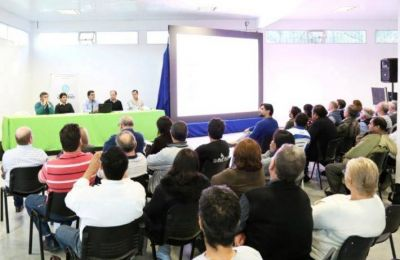 El Municipio expuso la propuesta para mejorar el Sistema de Transporte P�blico de Pasajeros en Resistencia