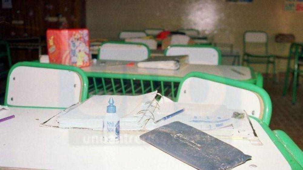 Agmer repudió la baja de categoría de escuelas aplicada por CGE