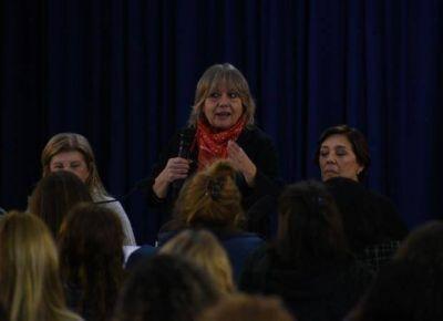 La diputada Mazzarino disertar� sobre las banderas del peronismo