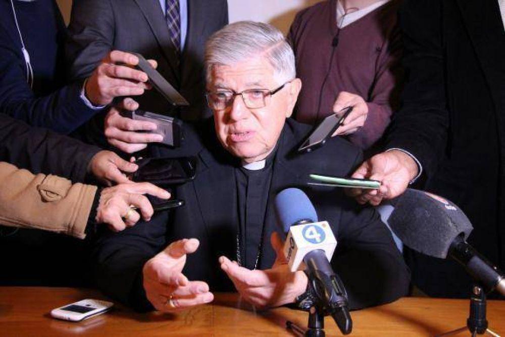 Mons. Delgado agradeció al Papa la designación de un arzobispo coadjutor