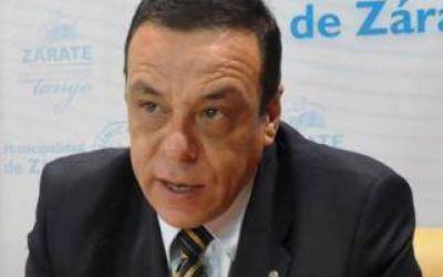 Cáffaro anunció aumento salarial para empleados municipales
