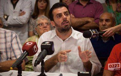 """Echaron a Fernando Alí por """"uso indebido de fondos"""" del Pami local"""