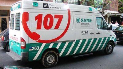 �De aqu� al verano triplicaremos el servicio de ambulancias�
