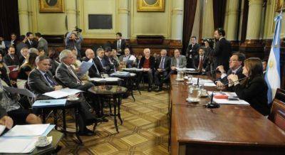 El Senado modifica la ley del arrepentido, que volver� a Diputados