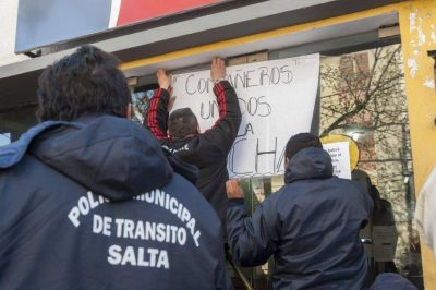 Se endurece el conflicto con los empleados de Tránsito