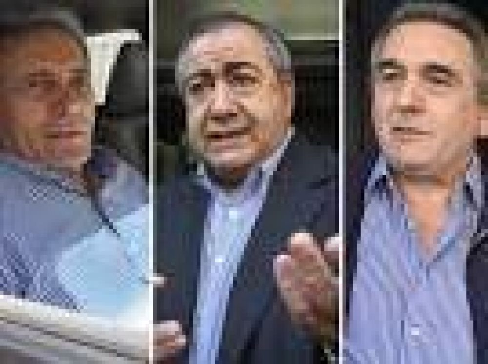 La CGT será recibida el viernes por los ministros Triaca, Lemus y Cabrera