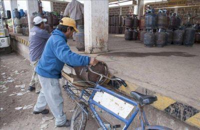 Trabajadores de gas envasado de paro por el despido de un compañero