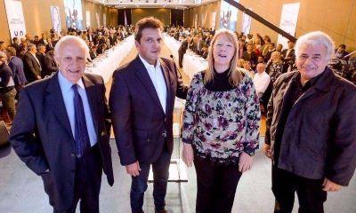 Massa-Stolbizer, una alianza expl�cita que avanza hacia el acuerdo formal