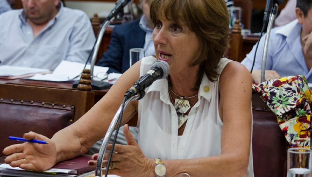 Virginia Cornejo solicitará el llamado a licitación para un nuevo edificio de Tránsito