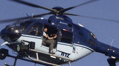 """""""A Berni le ametrallaron el helicóptero en Salta y nunca lo informó"""""""