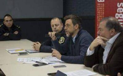 Comisión de Seguridad ampliada: Pedirán mayor cantidad de efectivos