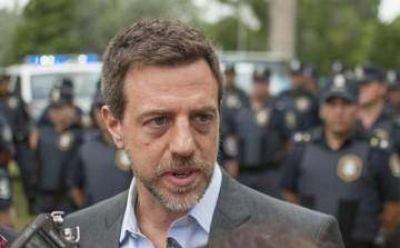 """Diego Kravetz: """"En el gobierno de Díaz Pérez, Lanús fue un festín para la delincuencia"""""""
