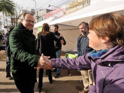 Valenzuela suma peronistas para el trabajo en el territorio