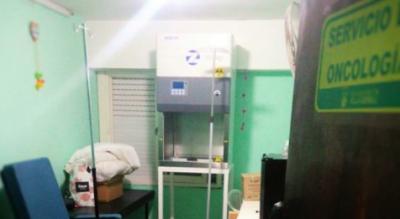 EL ROTARY INSTALÓ EQUIPOS EN LA SALA DE ONCOLOGÍA DEL HOSPITAL