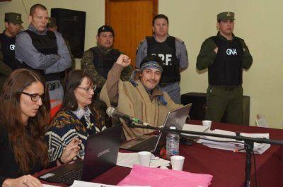 Definen en Esquel si extraditan o no al activista mapuche Facundo Jones Huala