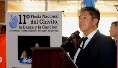 """El vice Figueroa tildó de """"privatista"""" al """"Pechi"""" Quiroga"""