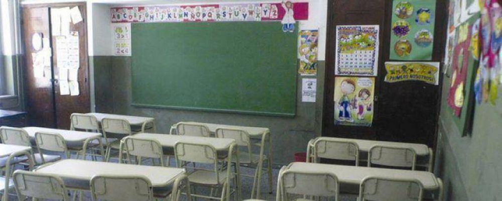Marcha Federal: viernes sin clases en la provincia