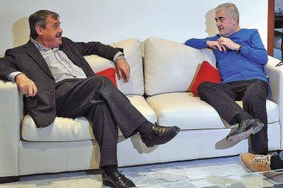 Das Neves y Maestro se reunieron tras 12 años de distanciamiento