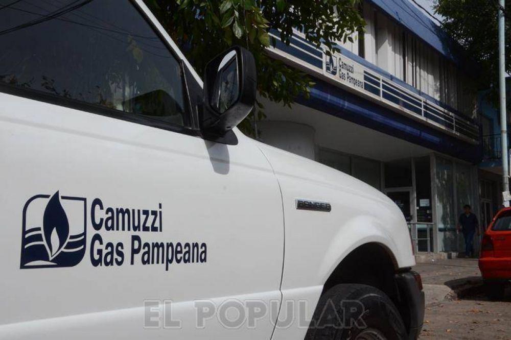 Se levantó el paro de los trabajadores del gas